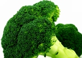 Broccoli as an alternative to milk (Great source of Calcium)